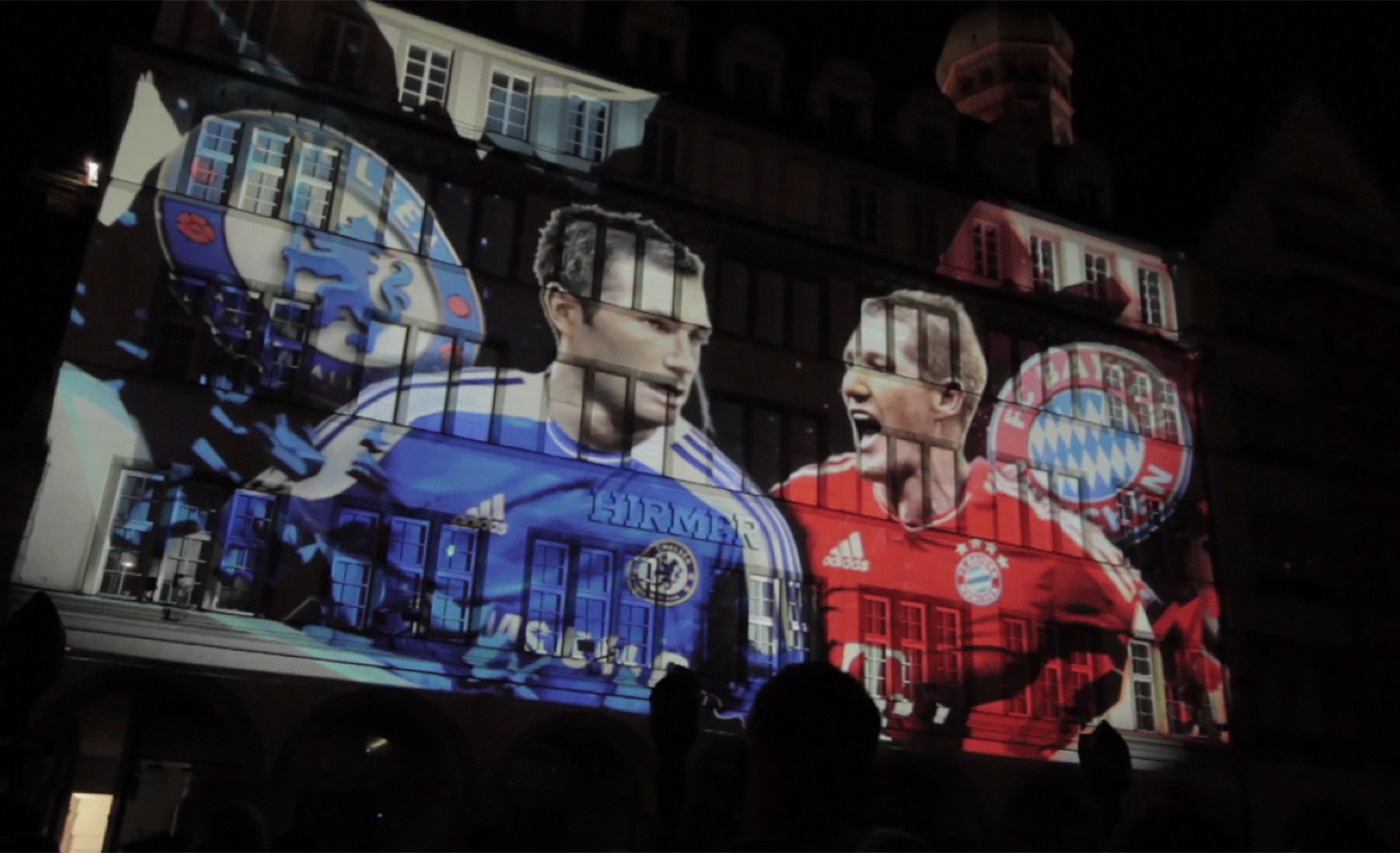 Adidas – UEFA Finals
