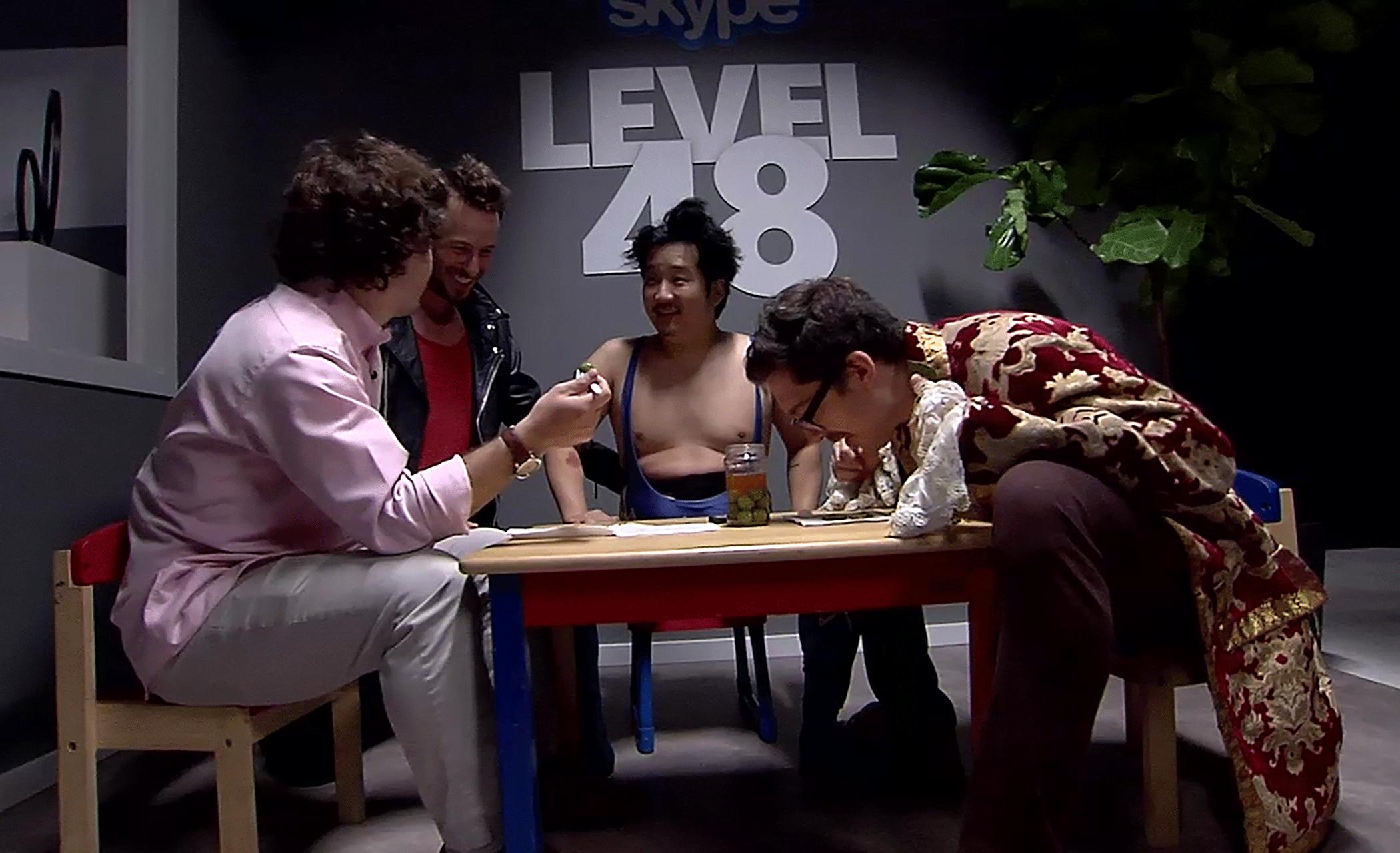Skype – Level 48