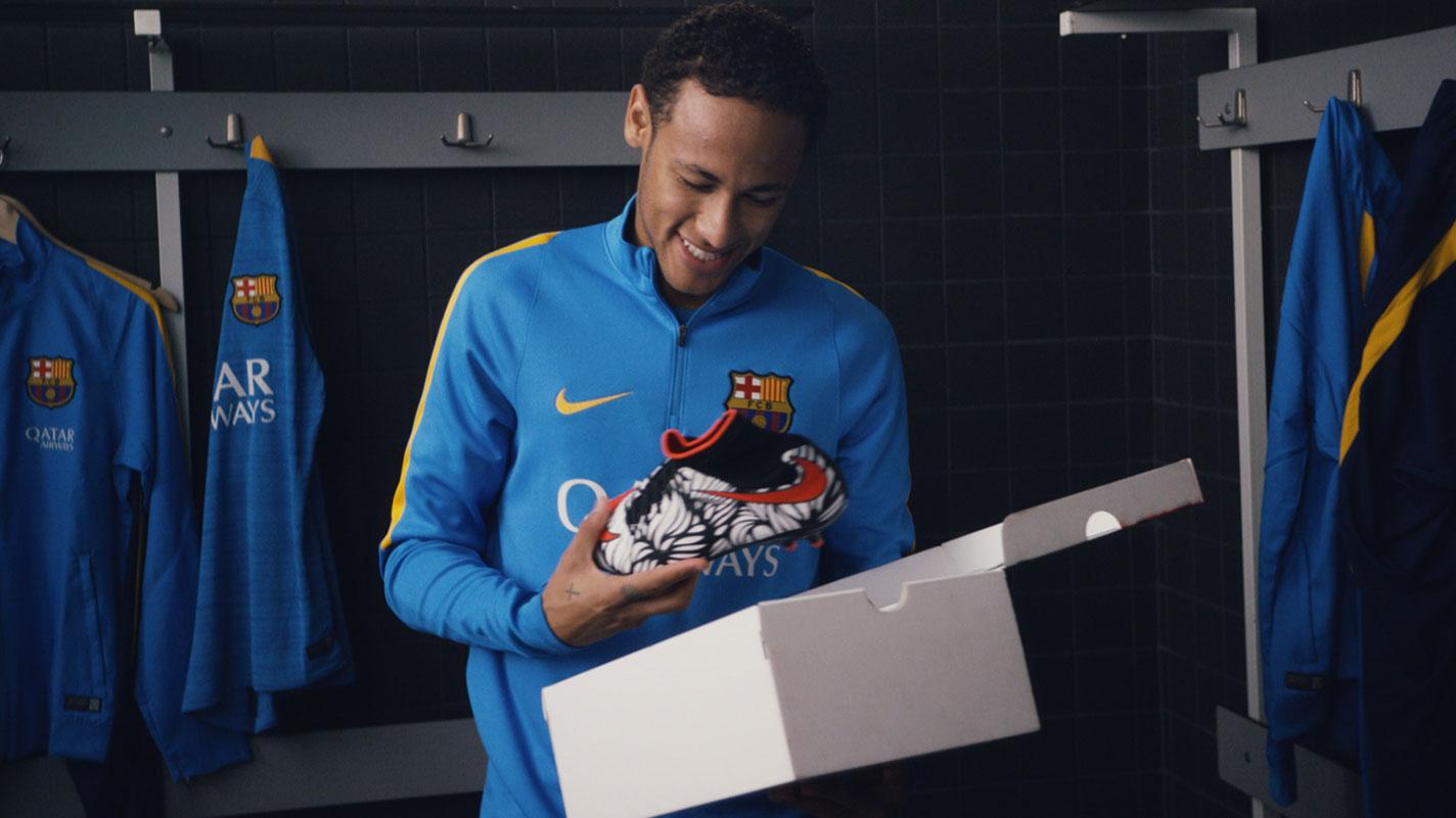 Nike – Neymar Jr.